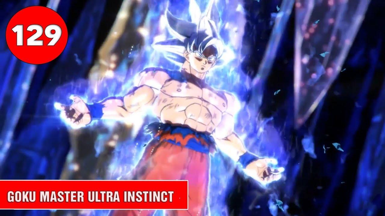 Hình ảnh leak từ Dragon Ball Super tập 129 : Goku Master Ultra Instinct