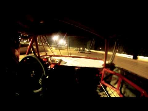 Jared Fulkroad 8th Race, First Enduro of 2013 @ Port Royal Speedway