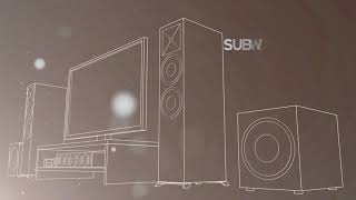 Reference Subwoofers Are The Foundation