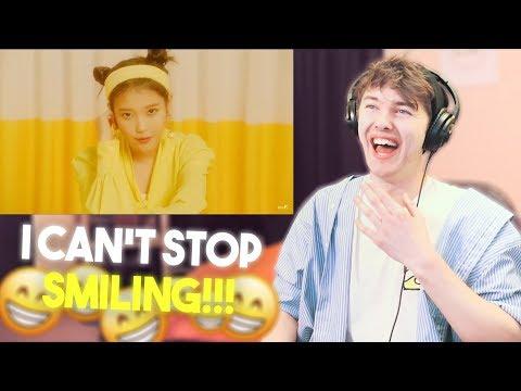 IU (아이유) - BBIBBI (삐삐) MV Reaction!! [I CAN'T STOP SMILING!!!]