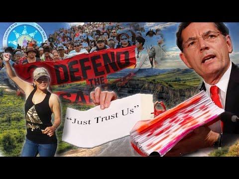 ATTN SEN. JOHN BARRASSO (R-WY): Why Did You Undermine NoDAPL & Go Nuclear on the EPA?