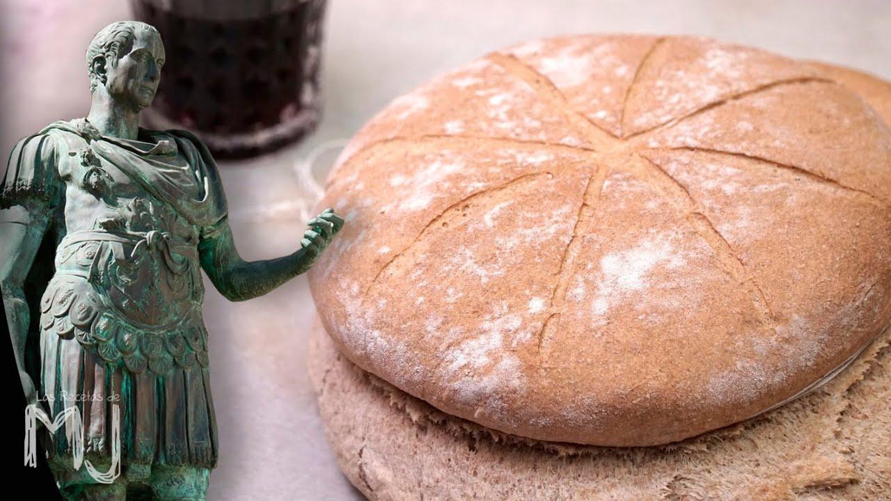 Así Comía Julio César Pan De 2000 Años De Antigüedad