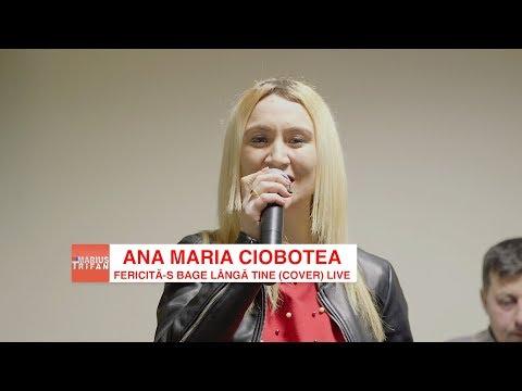 Ana Maria Ciobotea si Formatia Marian Negreanu - Fericita-s bage langa tine (cover) LIVE 2018