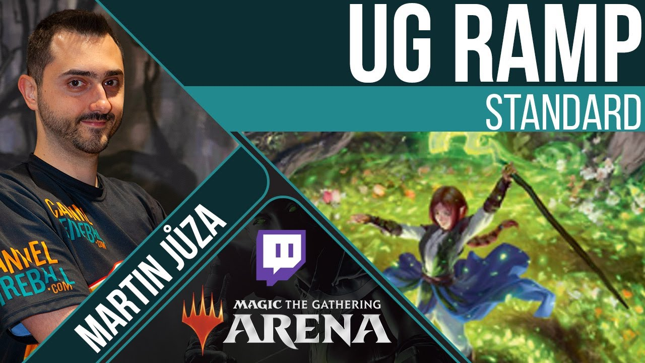 Core Set 21 – UG Ramp | Martin Juza #Sponsored