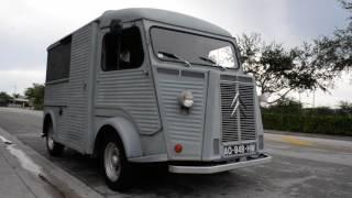 RARE 1968 HY Van FOR SALE