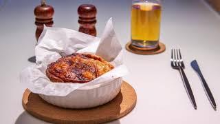 IGURU x The Cabin - pies (microwave)