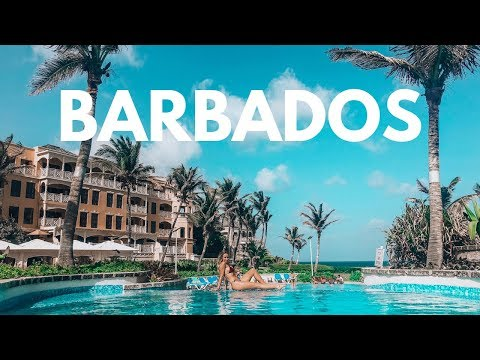 SPRING BREAK!! Barbados vlog 2019