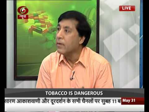 Total Health: Tobacco is dangerous