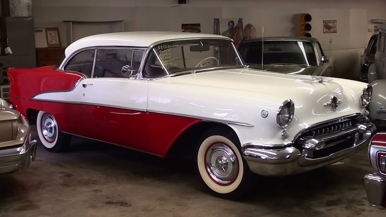1955 Oldsmobile Super 88 324 Rocket V8 55,xxx Original Miles