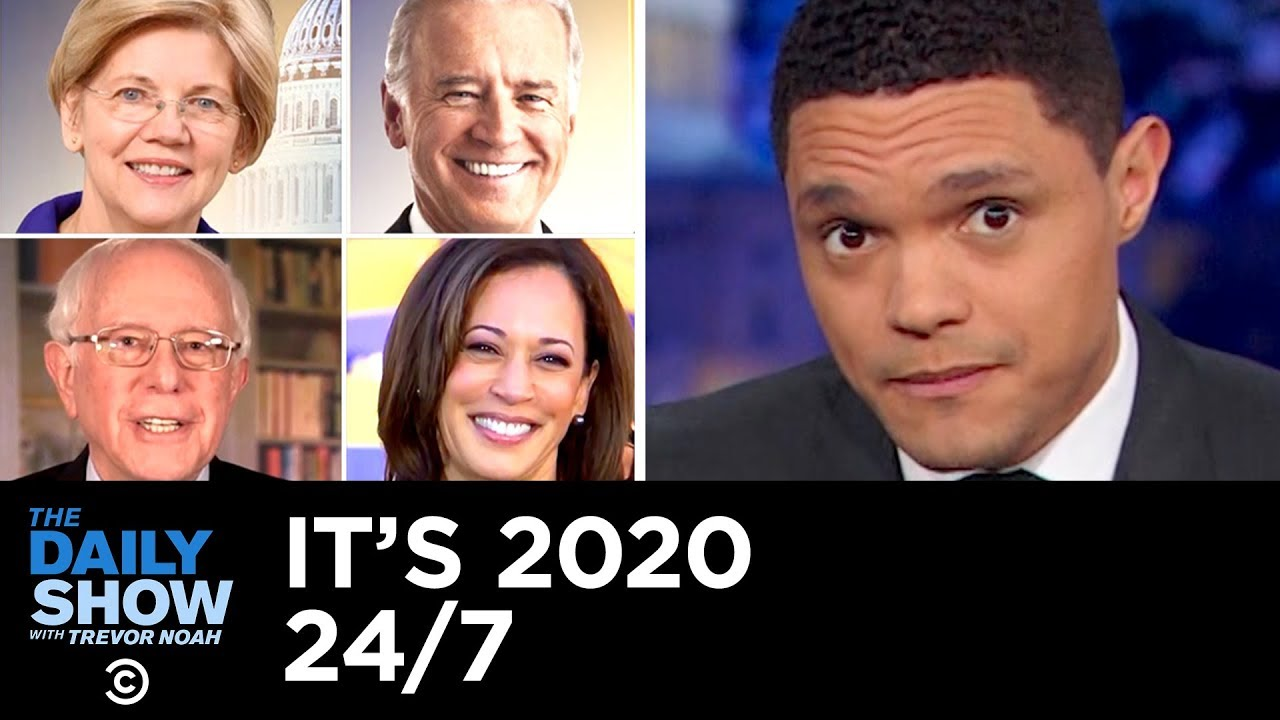 The Daily Show Episodes 2020.It S 2020 24 7 The Daily Show