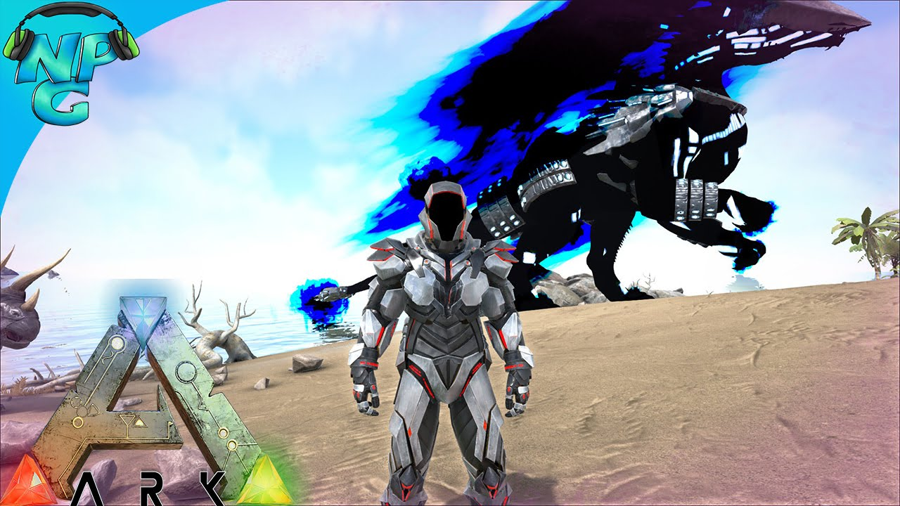 Odracir, Warchief of the Ark and Tek Tier Armor! ARK Survival Evolved -  Annunaki Genesis S2E44 by Nerd Parade