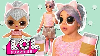 Cosplay LOL Surprise Dolls in real life Costume, Makeup Tutorial
