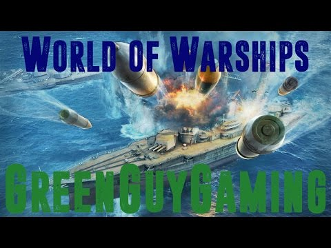 Kill-stealing! - (World of Warships)