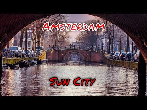 Virtual Travel Video to Amsterdam | Snap Trip
