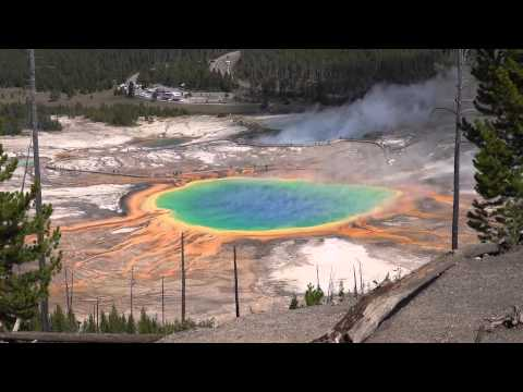 Yellowstone National Park - Yellowstone national park tour | yellowstone national park supervolcano