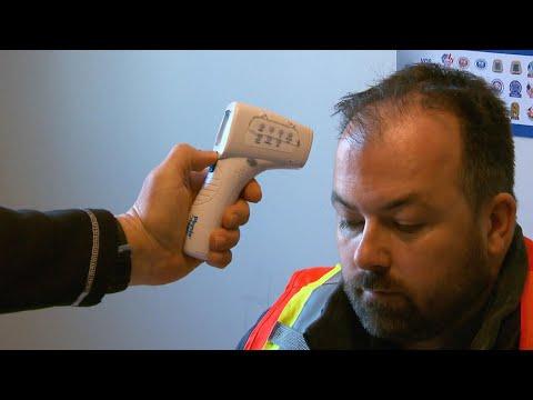 Construction: Les chantiers québécois fermés en raison de la pandémie