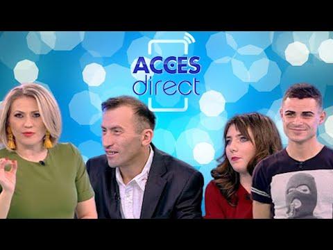 Rezumatul triunghiului amoros de la Acces Direct: Vulpița, soțul Viorel Stegaru și amantul Marian