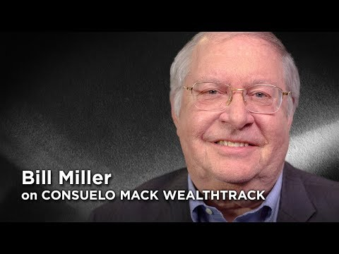 Bill Miller on Investing in Disruptive Technologies including Bitcoin