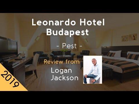 Leonardo Hotel Budapest 4⋆ Review 2019