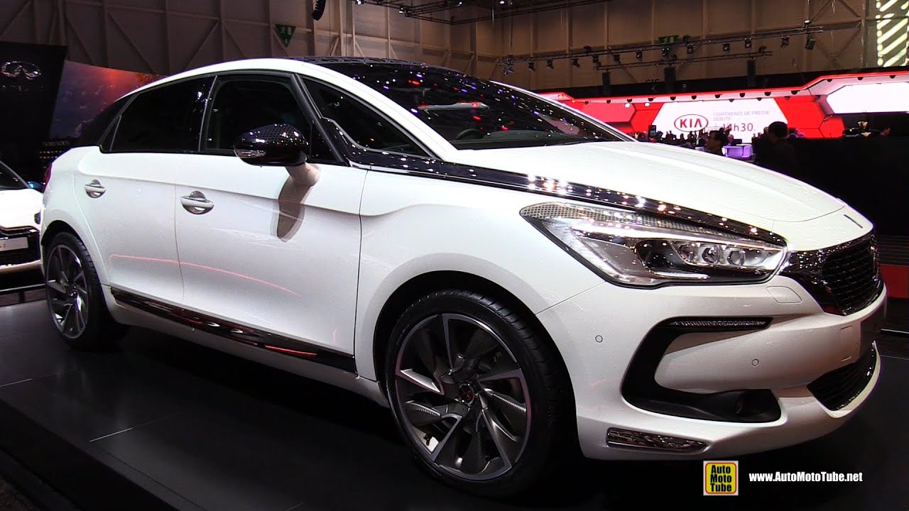 2015 citroen ds5 hybrid 4x4 exterior and interior walkaround 2015 geneva motor show youtube. Black Bedroom Furniture Sets. Home Design Ideas