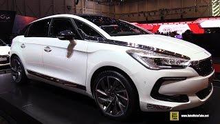 2015 Citroen DS5 Hybrid 4x4 - Exterior and Interior Walkaround - 2015 Geneva Motor Show