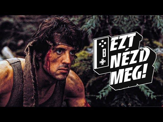 Ezt Nézd Meg! - Rambo | S01E15