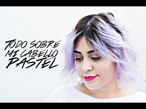 TODO SOBRE MI CABELLO PASTEL (Tintura Fantasía Argentina) ♥