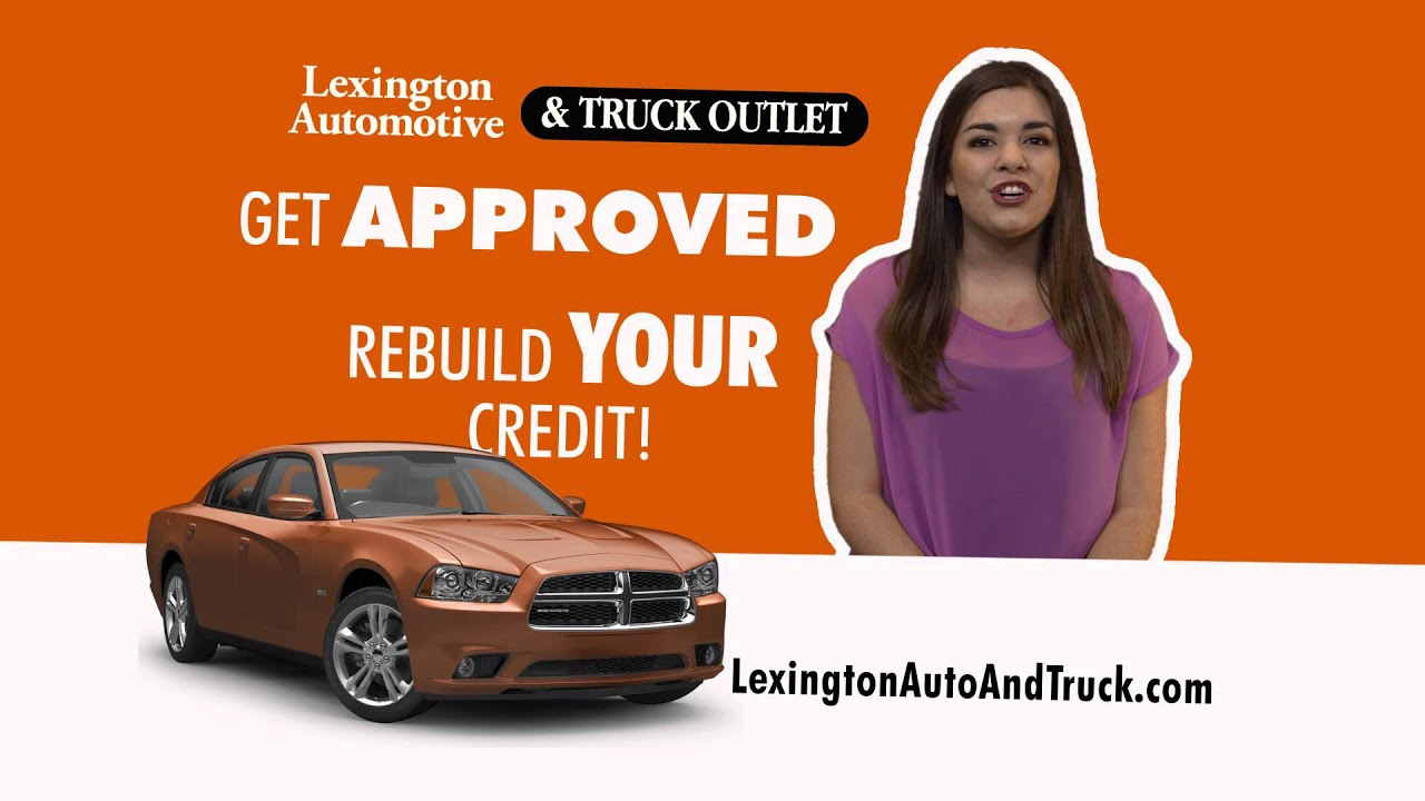 Lexington automotive truck outlet drive today