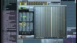 FL Studio Урок для начинающих №1 TRAP