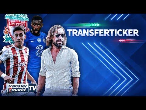 Pirlo neuer Juve-Trainer! / Liverpool will Defensive verstärken / Zieler zu Köln? | TRANSFERMARKT