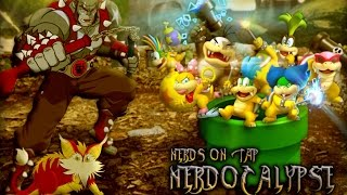 Panthro And Snarf Vs Koopalings   Ep18b Nerds On Tap Podcast