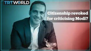 Did India strip journalist Aatish Taseer's citizenship for criticising Modi?