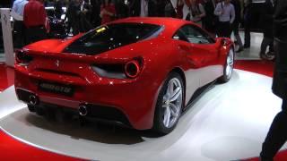 Salone di Ginevra 2015: Ferrari 488GTB