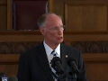 Alabama Gov. resigns amid cover-up accusations
