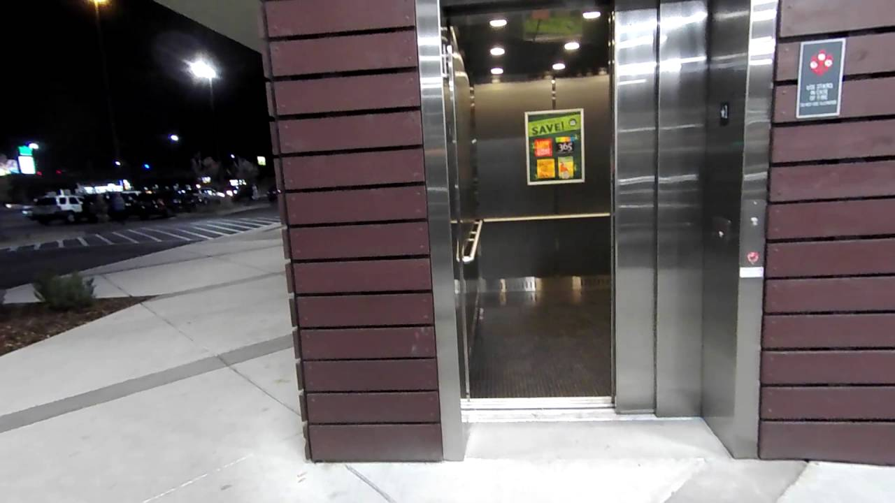 Schindler 330a Hydraulic Elevator At Whole Foods Market The Shops