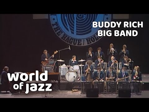 Buddy Rich Big Band • 1978-07-15 • World of Jazz