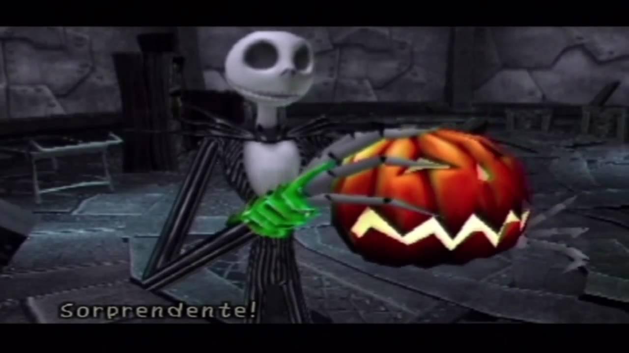 The Nightmare Before Christmas Attenti Al Baubau Ita 1 Il Ritorno Di Jack Youtube