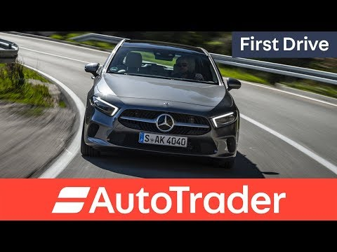 2018 Mercedes-Benz A-Class first drive