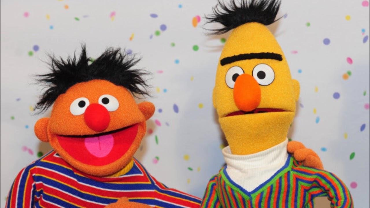 Bert And Ernie Gay? Really??