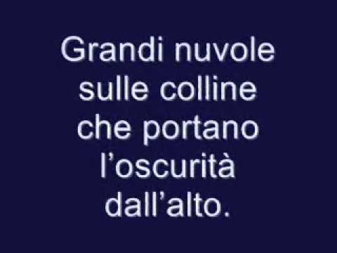 bastille-pompeii traduzione italiano