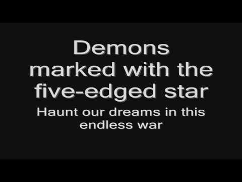Sabaton - Endless Nights (lyrics) HD