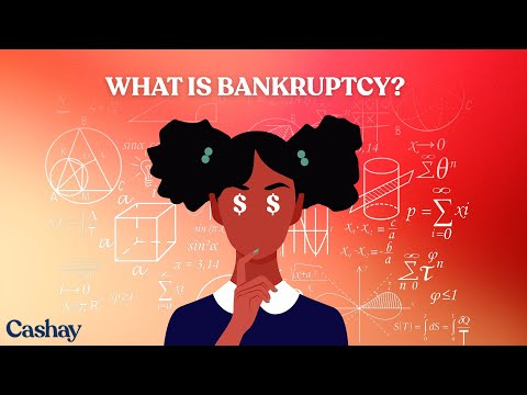 The basics of bankruptcy