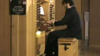 J.S: Bach - Wir glauben all an einen Gott, Vater  BWV 740 STEFANO FAGGIONI