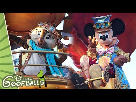 Disney Stars On Parade [4K]  - Disneyland Paris 2019 ✨