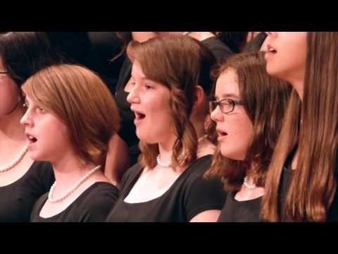 """""""Double Trouble"""" From Harry Potter - Lea Pick -  Chorus October 13, 2015"""