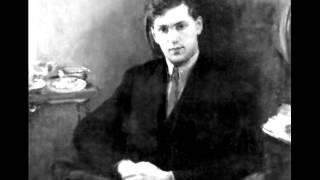 "Vladimir Sofronitsky plays Scriabin Sonata No.9, Op.68 ""Messe noire""  (1958)"