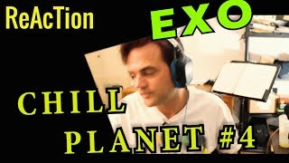 Guitarist Reaction to EXO - CHILL from EXO PLANET #4 // LIVE // Musicians React to KPOP