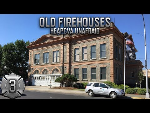 Old Firehouses ▬ Episode #3 – The Dalles, Oregon's Old Firehouse