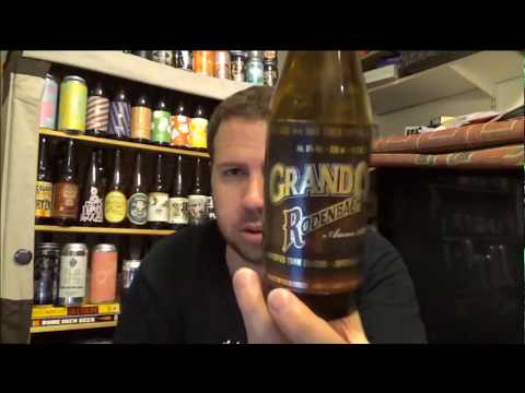 #711 Brouwerij Rodenbach | Rodenbach Grand Cru 6%ABV Flanders Red Ale (Belgian Craft Beer) from YouTube · Duration:  10 minutes 46 seconds