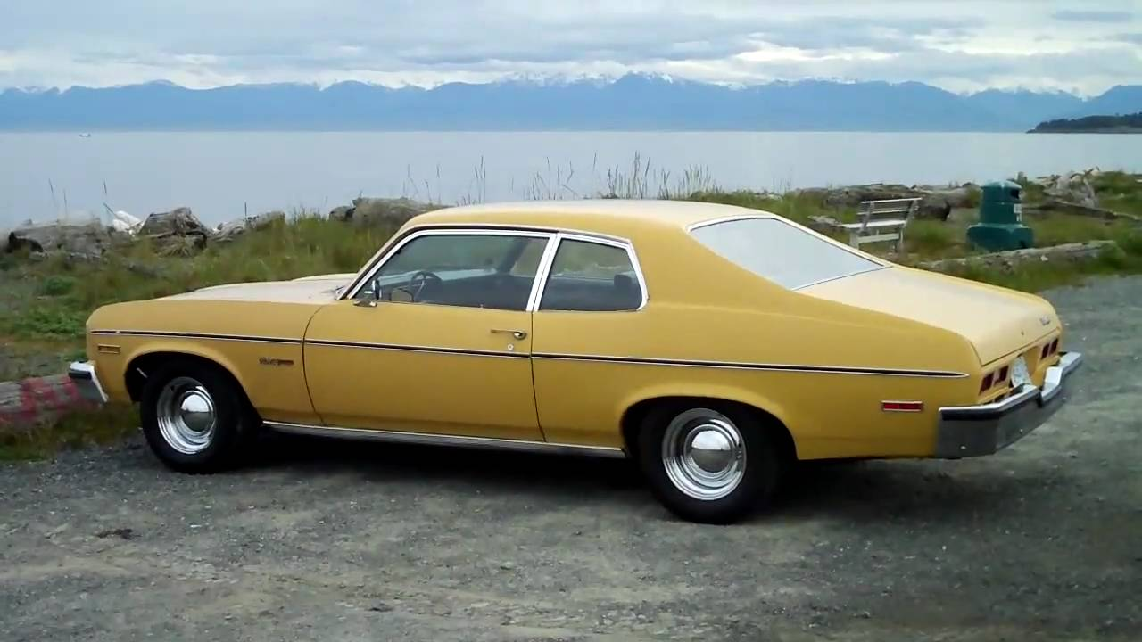 All Chevy 1973 chevy nova : 73 Chevy Nova - YouTube